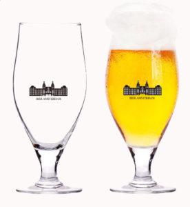 Drink in stijl uit je bierbokaal Centraal Station