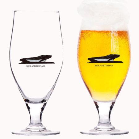 Drink in stijl uit je bierbokaal Eye Museum