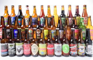 Amsterdamse bieren in fles